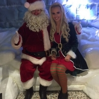 hire a santa Leeds, Father Christmas Leeds