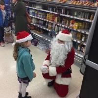 hire a santa for shopping centres