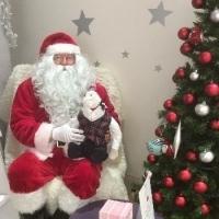 hire a santa glasgow