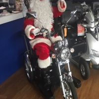 hire a santa in Warrington, hire an elf in Warrington