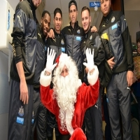 hre a santa for a corporate event in newcastle.jpg