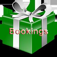 Booking a Santa