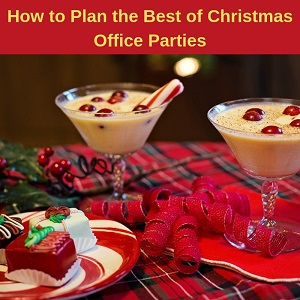 How To Plan The Best Of Christmas Office Parties
