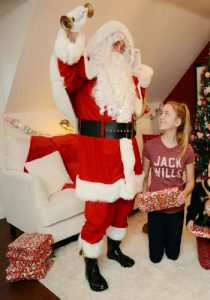 hire a professional Santa in Liverpool