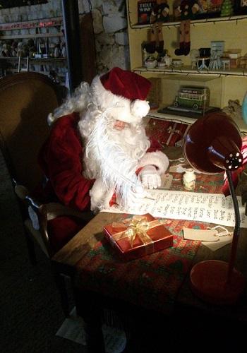 Story telling Santa Edinburgh