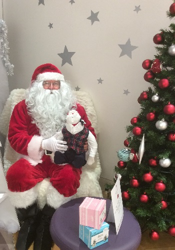hire a professional santa Coventry