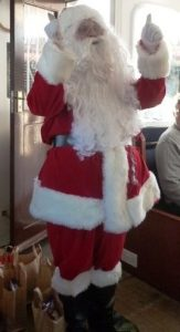 santa for voiceovers