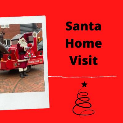 Santa Home Visit