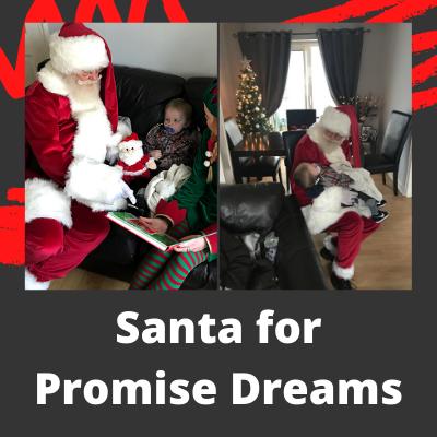 hire Santa for charity