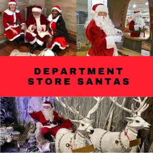 department store santas