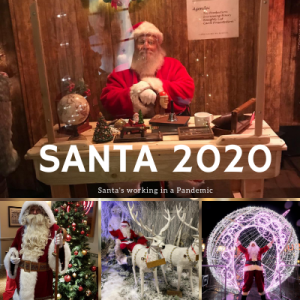 professional Santa agency