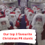 Our Top 3 Favourite Christmas PR Stunts