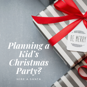 Planning A Kid's Christmas Party