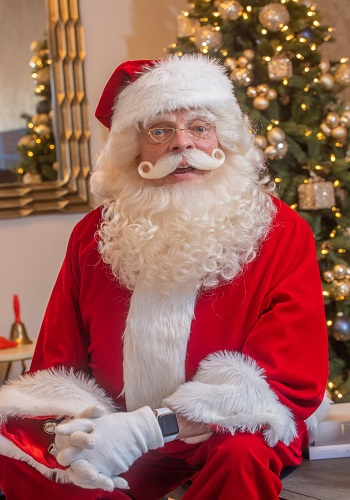 professional DBS Santa in Warwickshire