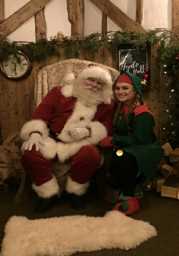 santa and elf for hire in Coventry