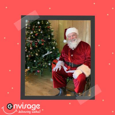Santa at garden Centres hire